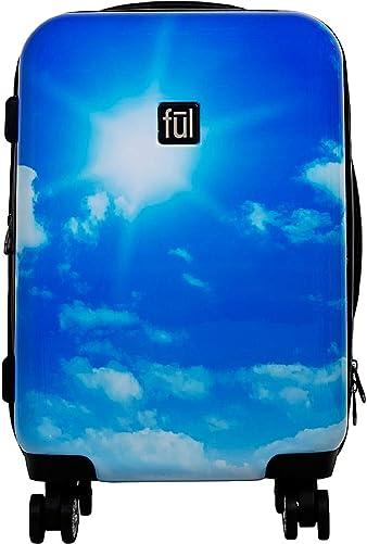 ful Luggage, Blue Sky, 21 Inch