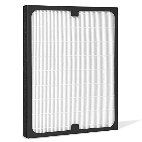 (Blueair Classic Replacement Filter, 200/300 Series Genuine Particle Filter, Pollen, Dust, Removal; Classic 203, 270E, 303, 201, 250E, 215B, 210B, 205)