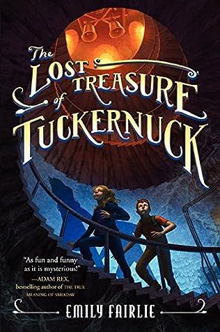 book cover of The Lost Treasure of Tuckernuck
