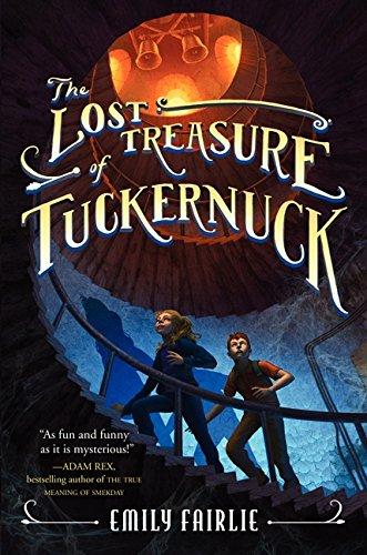 Read Online The Lost Treasure of Tuckernuck (Tuckernuck Mysteries) pdf epub