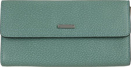 Lodis Accessories Women's Stephanie RFID Under Lock & Key Checkbook Clutch Ocean Checkbook Case ()