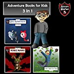 Adventure Books for Kids: Short Stories for the Children in a Book: Kids' Adventure Stories | Jeff Child