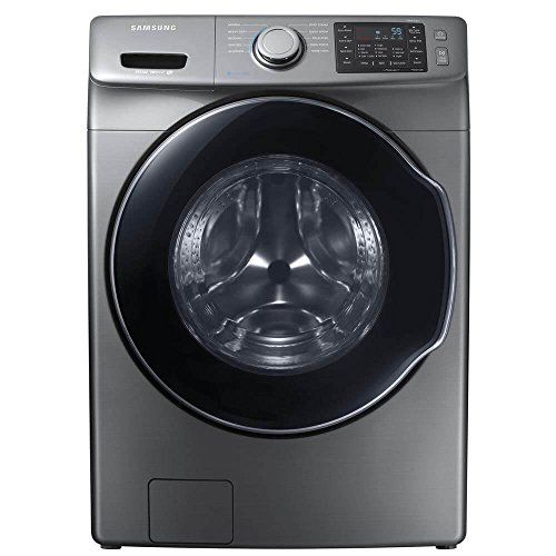 Samsung WF45M5500AP/WF45M5500AP/A5/WF45M5500AP/A5 4.5 Cu. Ft. Platinum Front Load Steam Washer