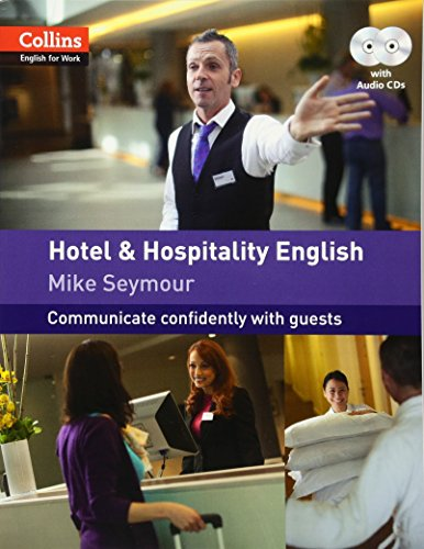 Hotel And Hospitality English  Collins English For Work