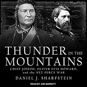 Thunder in the Mountains Audiobook