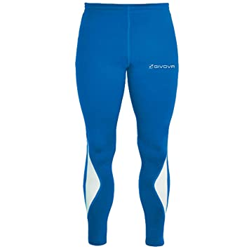 Giosal - Pantalón de Running Givova Largo, Unisex, para Hombre y ...