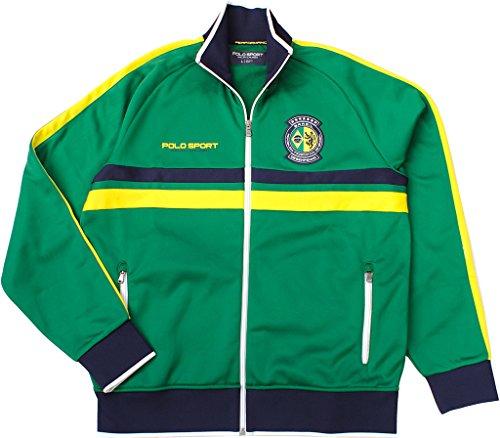Polo Ralph Lauren Brazil Track Jacket - Lauren Brazil Ralph