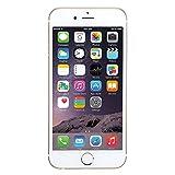 Apple iPhone 6 Gold 128GB Unlocked Smartphone (Certified Refurbished)