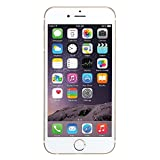 Apple iPhone 6 128GB Factory Unlocked GSM Smartphone w/ 8MP Camera - Gold (Certified Refurbished)