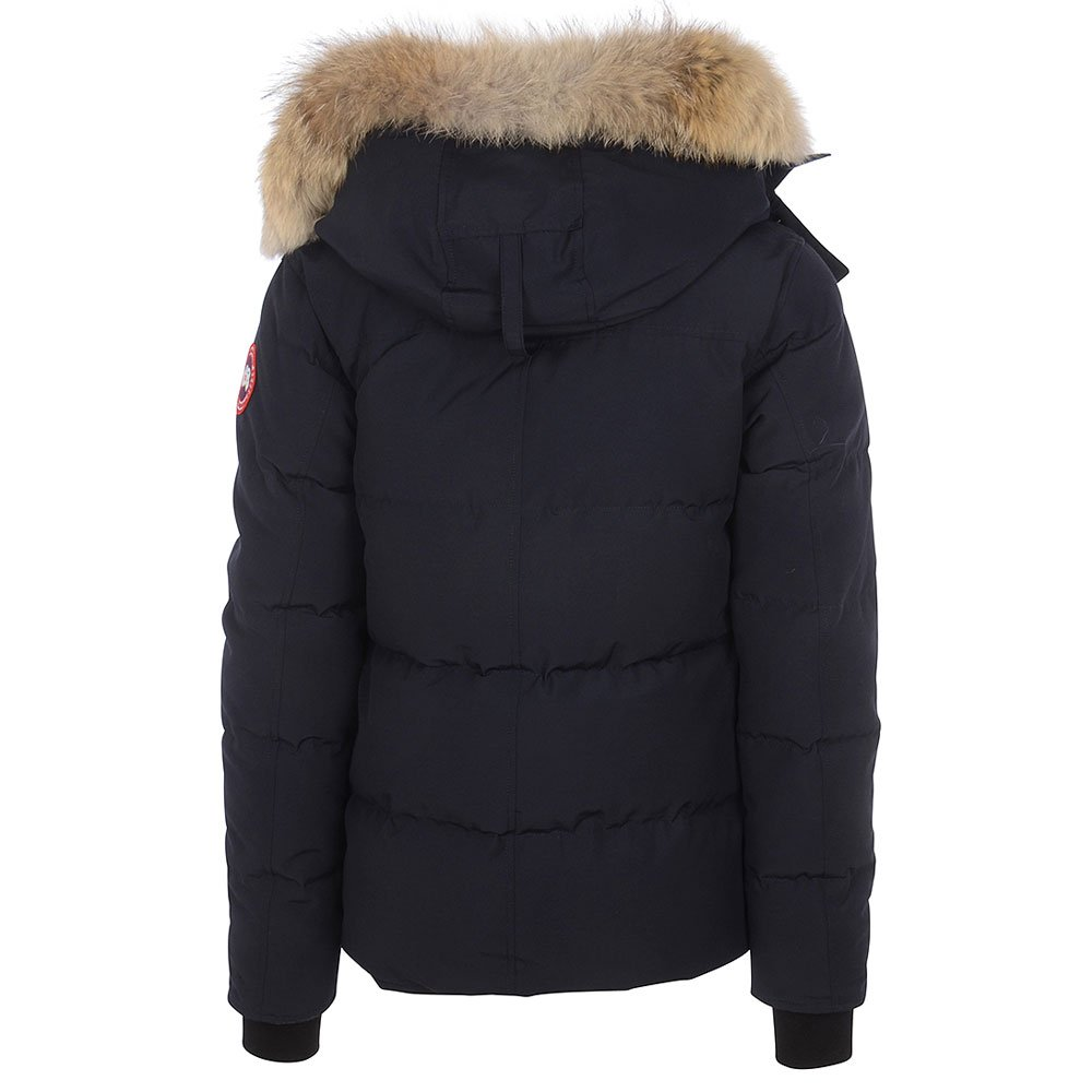 e72a25d46b2 Canada Goose Mens Wyndham Parka In Blue: Amazon.co.uk: Clothing
