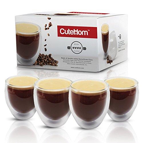 expresso mug set - 4
