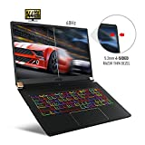 MSI GS75 Stealth-479 (GS75 Stealth-479) technical specifications