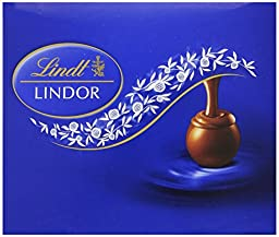 Lindt LINDOR Dark Chocolate Truffles, 120 Count