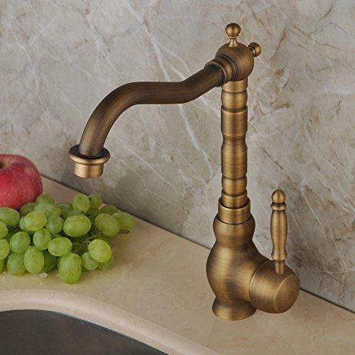 Hiendure antique brass unique designer plumbing fixtures