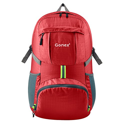 Gonex Lightweight Packable Backpack Foldable