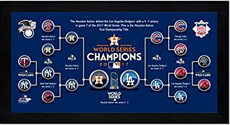 Houston Astros Road to the 2017 World Series Mini Banner