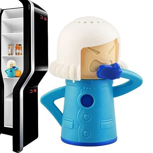 SICAO Angry Mama - Limpiador de vapor para microondas y horno ...