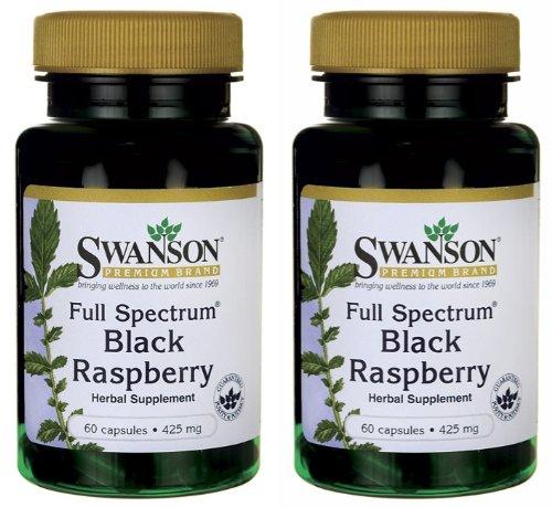 Swanson Premium Spectrum Raspberry Capsules