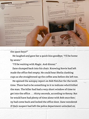 Thumbnail scroll view image - 6 for  Dead in Her Tracks [Kindle in Motion] (Rogue Winter Novella Book 2)