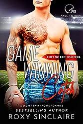 Game Winning Catch: A Secret Baby Sports Romance (Pass To Win Book 5)