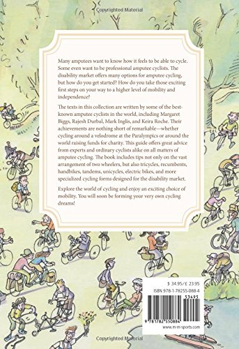 Stumps and Cranks: An Introduction to Amputee Cycling by Meyer & Meyer Sport (Image #2)