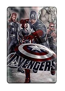New Style Tpu Mini/mini 2 Protective Case Cover/ Ipad Case - The Avengers 99