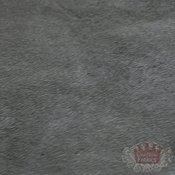 Suede Upholstery Fabric >> Amazon Com Suede Microsuede Upholstery Fabric Charcoal 58 Sold