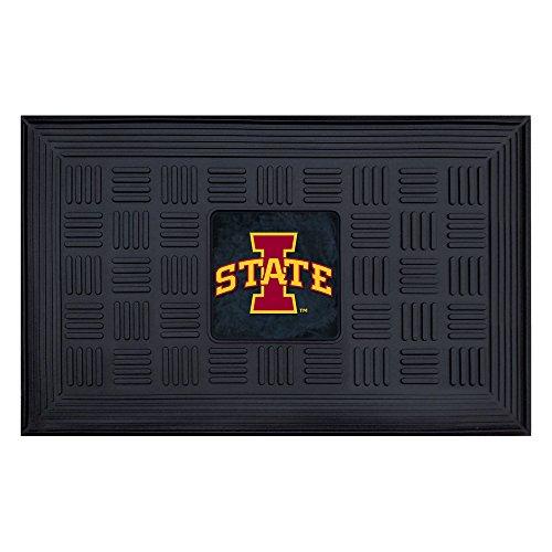 University Ncaa Door Mat (FANMATS NCAA Iowa State University Cyclones Vinyl Door Mat)