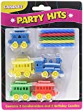 Toys : Oasis Supply Train Candle Holder Birthday Candles