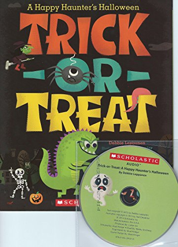A Happy Haunters Halloween Trick or Treat Audio Cd -