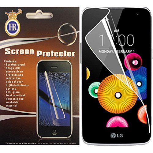 HR Wireless Screen Protector for LG Spree Optimus Zone 3 - Clear