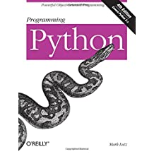 Programming Python: Powerful Object-Oriented Programming