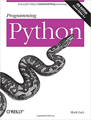 Book Programming Python