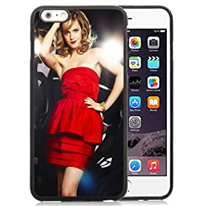 Fashion DIY Custom Designed iPhone 6 Plus 5.5 Inch Phone Case For Emma Watson Red Dress Phone Case Cover