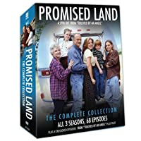 Promised Land Complete Collection All 3 Seasons, 68 Episodes