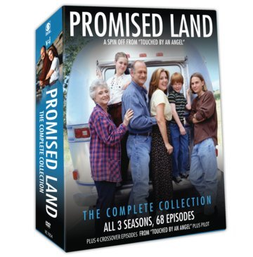 Promised Land the Complete Collection Spin off of Touched By An Angel