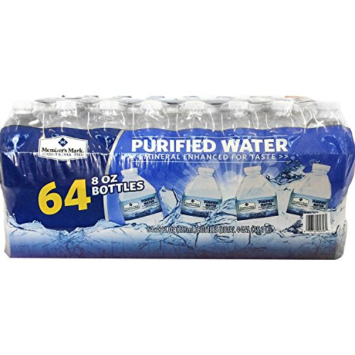members-mark-purified-water-8-oz-bottles-64-pk-sams-club