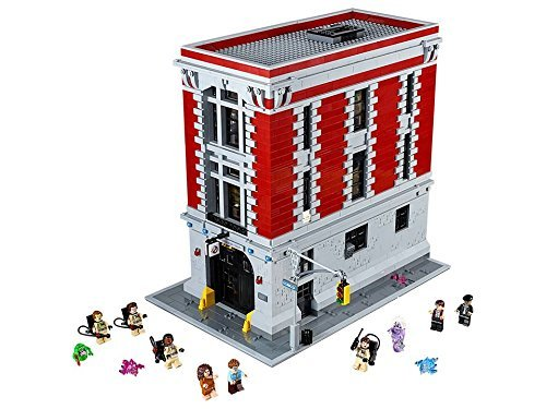 Price comparison product image Lego Ghostbusters HQ (fire department headquarters) 75827 [parallel import goods]