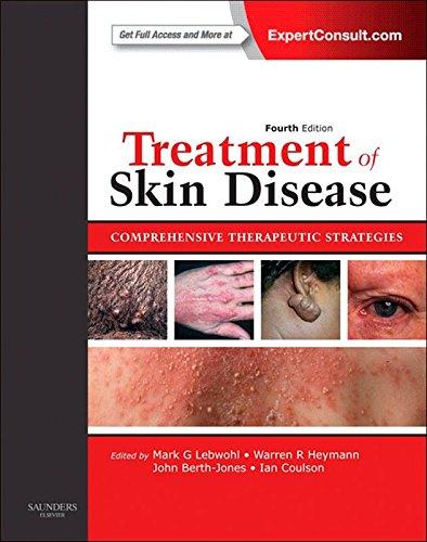 Treatment of Skin Disease: Comprehensive Therapeutic Strategies Pdf