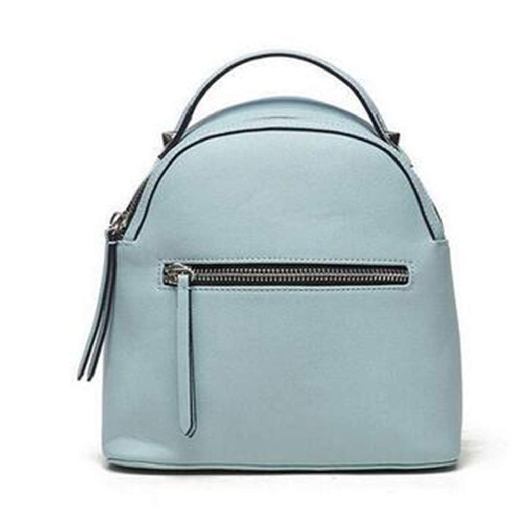 LIZHONG-SLT Soft Shoulder Shoulder Bag,Blue,(Width 24cm Thickness 14cm high 24cm)