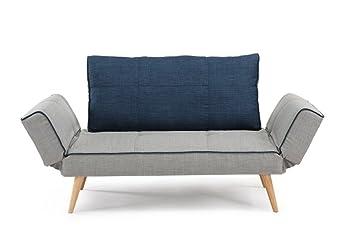 Schlafsofa Modern ebs schlafsofa sofabett 3 sitzer sofa klappsofa modern design