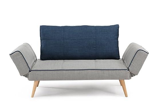 EBS® Schlafsofa Sofabett 3 Sitzer Sofa Klappsofa Modern Design: Amazon.de:  Küche U0026 Haushalt