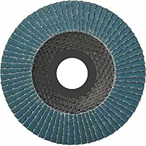 10 pieza – Disco abrasivo 125 mm grano 40 compartimentos – Muela de láminas