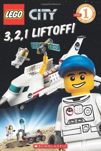 LEGO City: 3, 2, 1, Liftoff! (Level 1) (Lego Shuttle Airport)