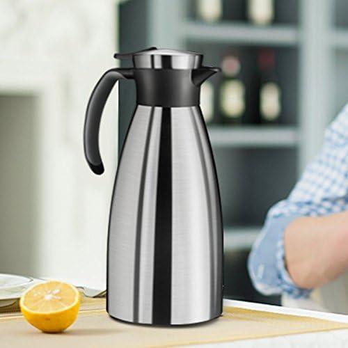 Quick Tip Fastening Emsa 514499 Insulating Jug 1,5 litre Stainless Steel Soft Grip