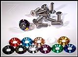 ZSPEC - Universal Fastener Kit w/ Dress-Up Washers - 25 PACK