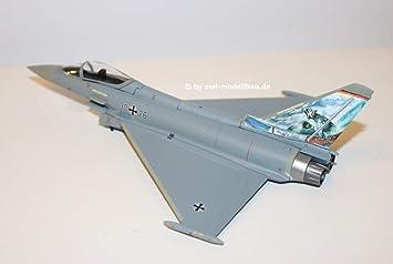 Herpa 580359 Eurofighter Luftw. Atlantic T, Color: Amazon.es: Juguetes y juegos