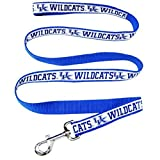 Pets First Kentucky Wildcats Team Pet Dog Collar Leash Large