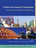 China's Economy in Transition, Anoop Singh and International Monetary Fund, 1484303938