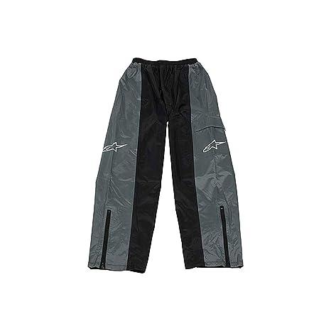 Amazon.com: Alpinestars RP-5 Lluvia Pantalones, L, Negro ...